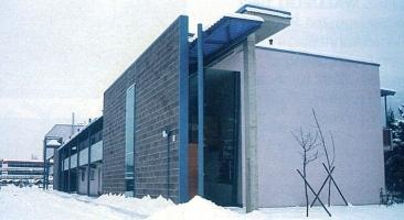 Seniorenwohnhaus, Kindberg