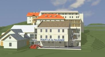Jugendsporthotel Youtel, Altaussee